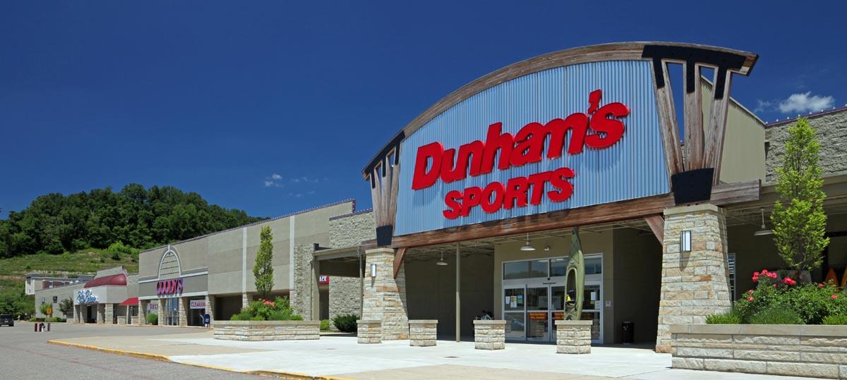 Dunham's Exterior