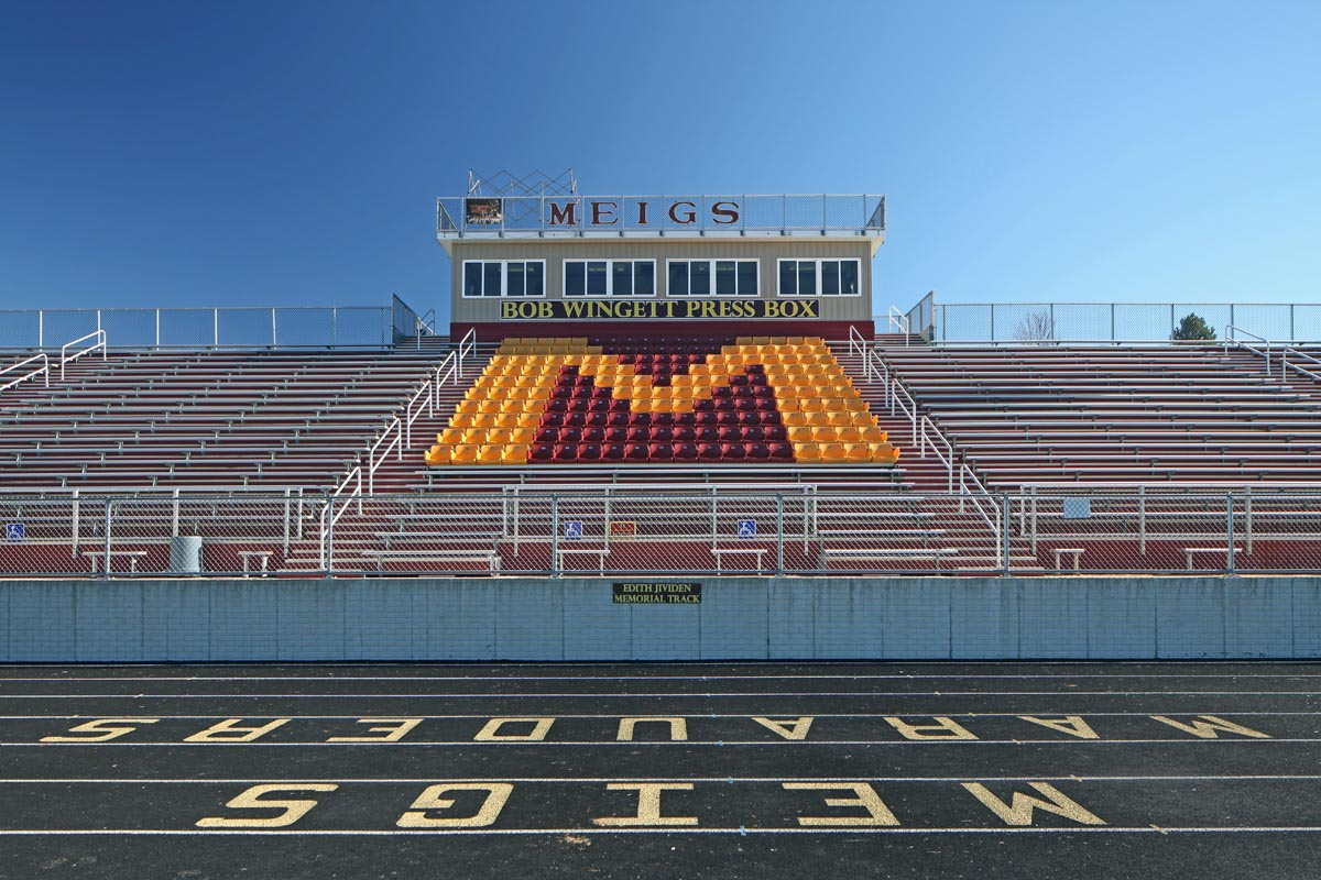 Meigs stadium Exterior
